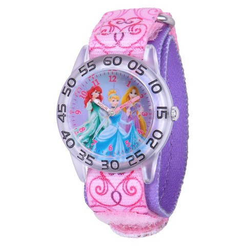Kid's Disney® Princess Watch - Pink