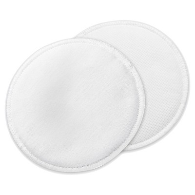 NUK 8ct Reusable Nursing Pads