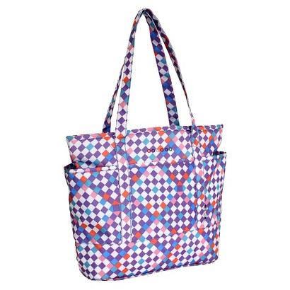 JWorld Emily Tote Bag, Checkmate