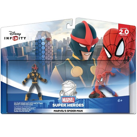 Disney Infinity: Marvel Super Heroes 2.0 Edition - Marvel's Spider-Man Play Set