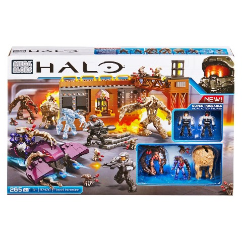 Mega Bloks® Halo Flood Invasion