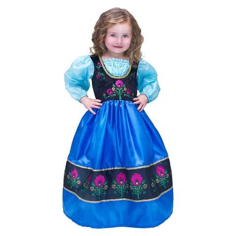 Little Adventures Scandinavian Princess Dress S