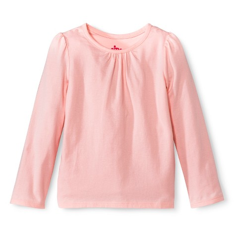 Infant Toddler Girls' Long-Sleeve Tee