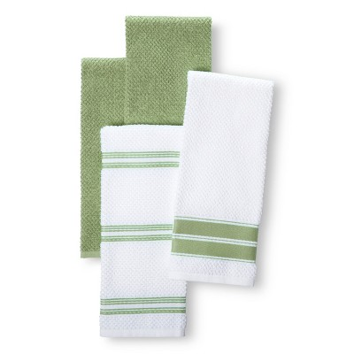 Kitchen Towel Wasabi Green Threshold