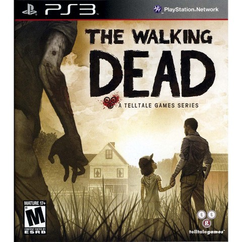 The Walking Dead: A Telltale Games Series PRE-OWNED (PlayStation 3)