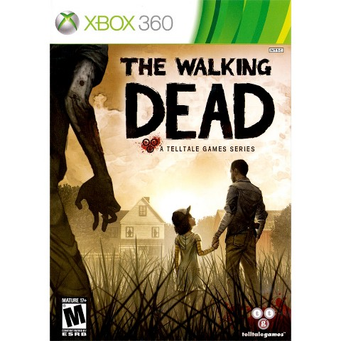 The Walking Dead: A Telltale Games Series PRE-OWNED (Xbox 360)