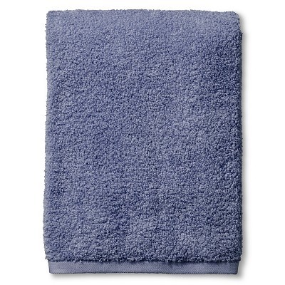 Fast Dry Bath Towel - Washed Indigo - Room Essentials™