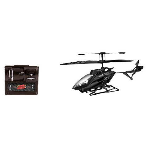 Air Hogs RC Axis 200x R/C Helicopter - Black