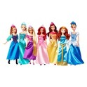 7-Pack Disney Princess Ultimate Collection