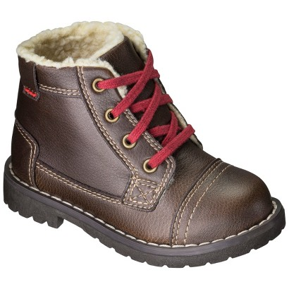Toddler Boy's Cherokee® Ollie Boots - Brown