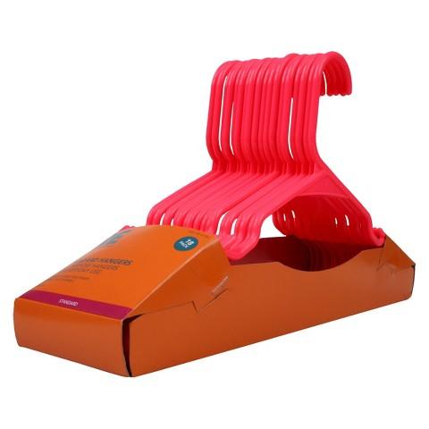 Room Essentials™ 18 Count Hangers - Lollipop Red