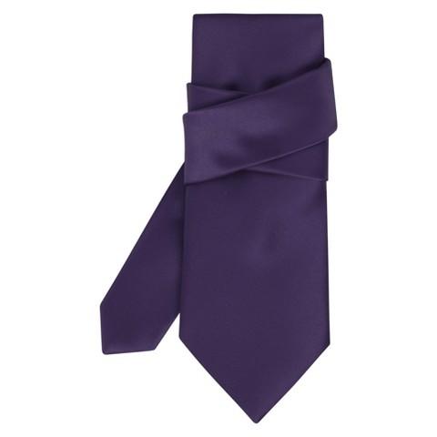 Tevolio - Men's Solid Tie