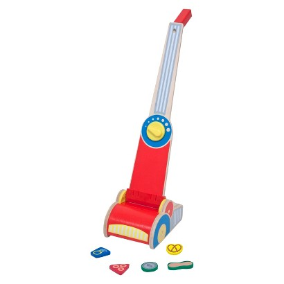 Melissa & Doug Let's Play House! Vacuum Up Play Set