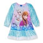 Disney® Frozen Toddler Girls' Elsa and Anna Nightgown