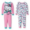Hello Kitty Toddler Girls' 4-Piece Sleep Set