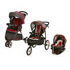 Graco Chili Red Collection