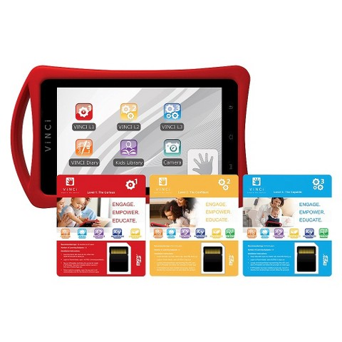Vinci Tab M 5 Andriod 4.0 Learning Tablet with full curriculum