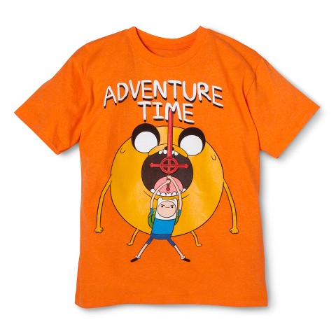 Adventure Time Boys' Graphic Tee