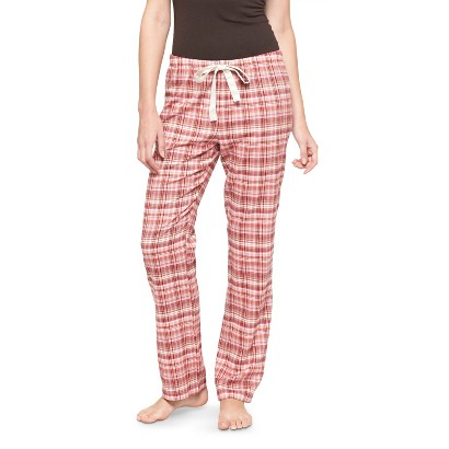 Women's Flannel Pajama Pant