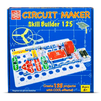 Edu-Toys Circuit Maker - 125 Projects