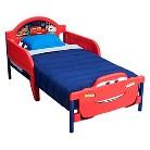 Delta Children 3-D Toddler Bed - Cars