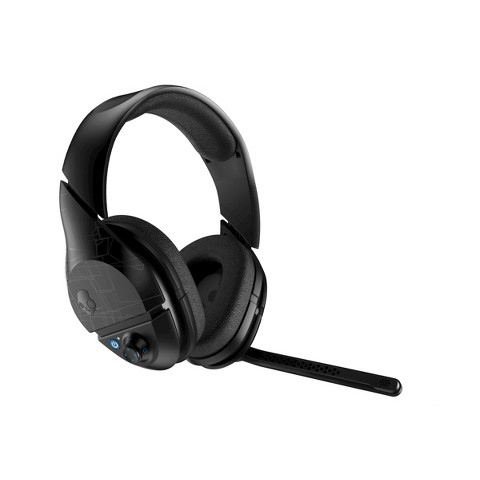 Skullcandy Gaming PLYR1 Wireless Headset with Microphone - Black