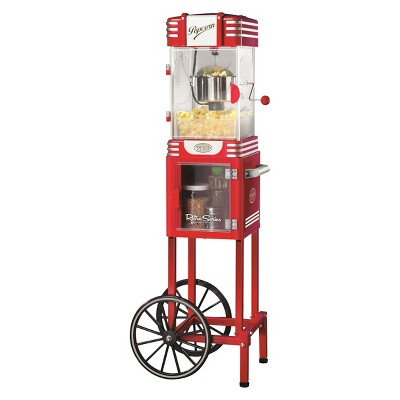 Nostalgia Popcorn Cart