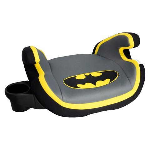 Kids Embrace Batman No Back Booster Seat