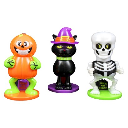 Image of Light-Up Halloween Icon Dispenser with Candy 0.3 oz
