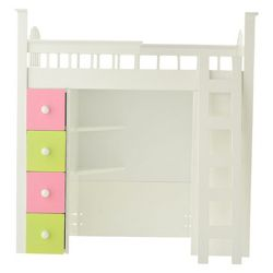 Convert Bunk Bed To Dollhouse