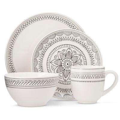 Threshold™ Avery 16 piece Dinnerware Set