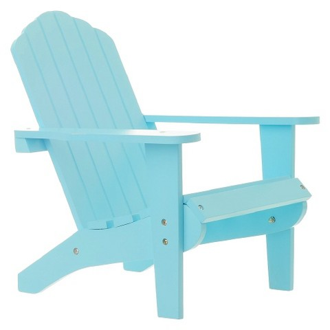 laurent doll blue 18 doll adirondack chair product details page