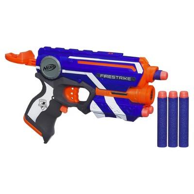 Nerf N-Strike Elite Firestrike Blaster (Double Your Darts)