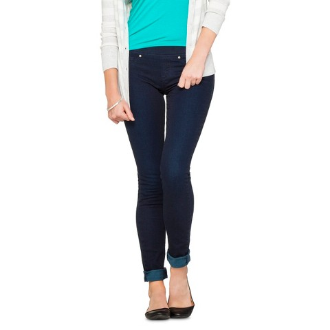 Women's Essential Stretch Skinny Pull On Jean Cloud 9