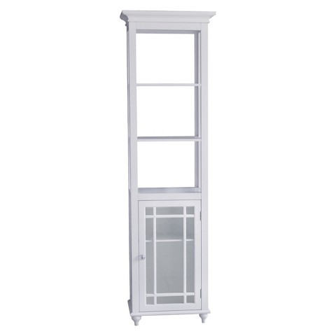 linen cabinet product details page