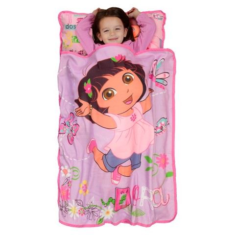 Dora The Explorer Toddler Nap Mat Target