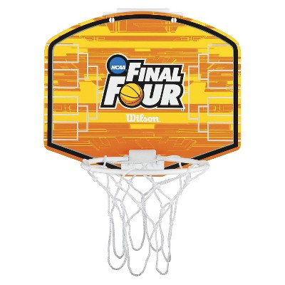 Wilson NCAA Final Four Over-The-Door Mini Hoop Set