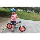 Trikke™ Bikee Balance Bike - Blue/ White