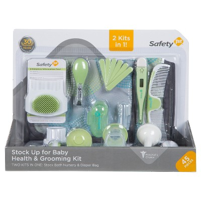Safety 1st Baby Care Kit - Green