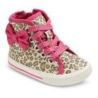 Infant Girl's Genuine Kids from OshKosh™ Allison Sneakers - Cheetah