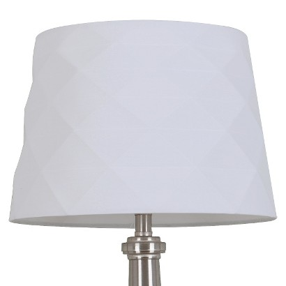 Room Essentials™ Hardback Faceted Lamp Shade - Small