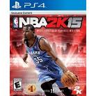 NBA 2K15 (PlayStation 4)