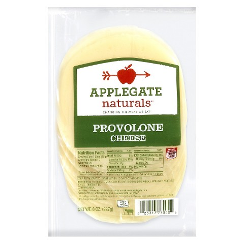 Applegate Provolone Cheese 8oz.