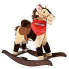 Rockin' Rider Rocking Horse - Sheriff