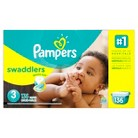 Pampers Swaddlers Diapers Economy Pack - (Select Size)