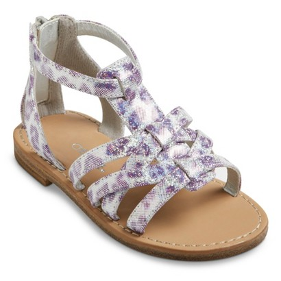 Toddler Girl's Cherokee® Joanna Gladiator Sandals - Assorted Colors