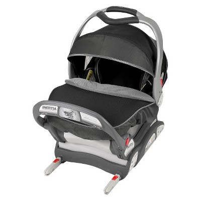 Inertia Car Seat - Black Knight