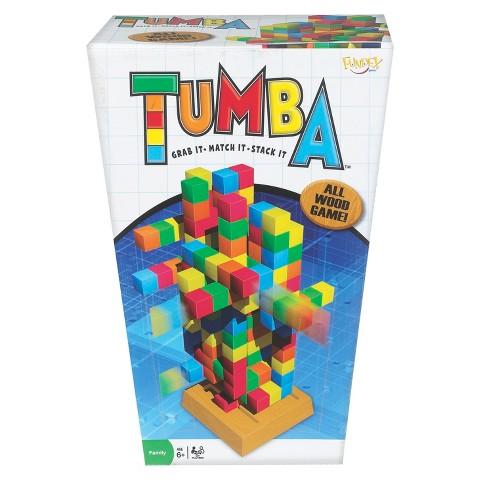 Tumba Wood Block Stacking Game