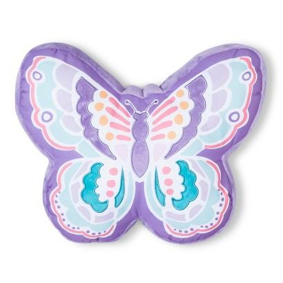 Circo Flutter Decorative Pillow