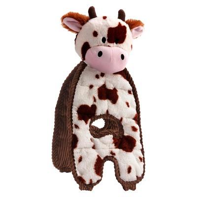 Charming Pet Cuddle Tugs Cozy Cow